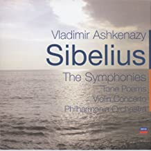 Sibelius: The Symphonies / Tone Poems / Violin Concerto