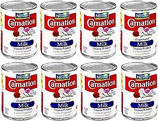 Nestlé Carnation Evaporated Milk 12oz (Pack of 08)