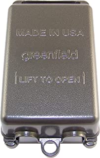 Made in USA While-In-Use Weatherproof Electric Box Cover - Bronze