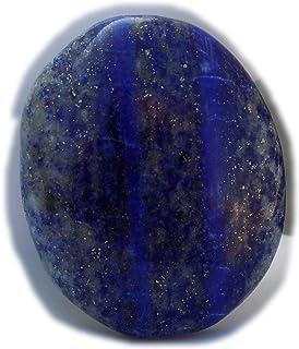 The Best Jewellery Lapis Lazuli cabochon, 41Ct Lapis Lazuli Gemstone, Oval Shape Cabochon For Jewelry Making (27x21x7mm) S...