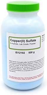 Best copper ii sulphate 5 hydrate Reviews