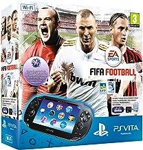 PlayStation Vita (PS Vita) - Console [Wi-Fi] con FIFA Football (via PSN) e Memory Card 4 GB [Edizione: Regno Unito]
