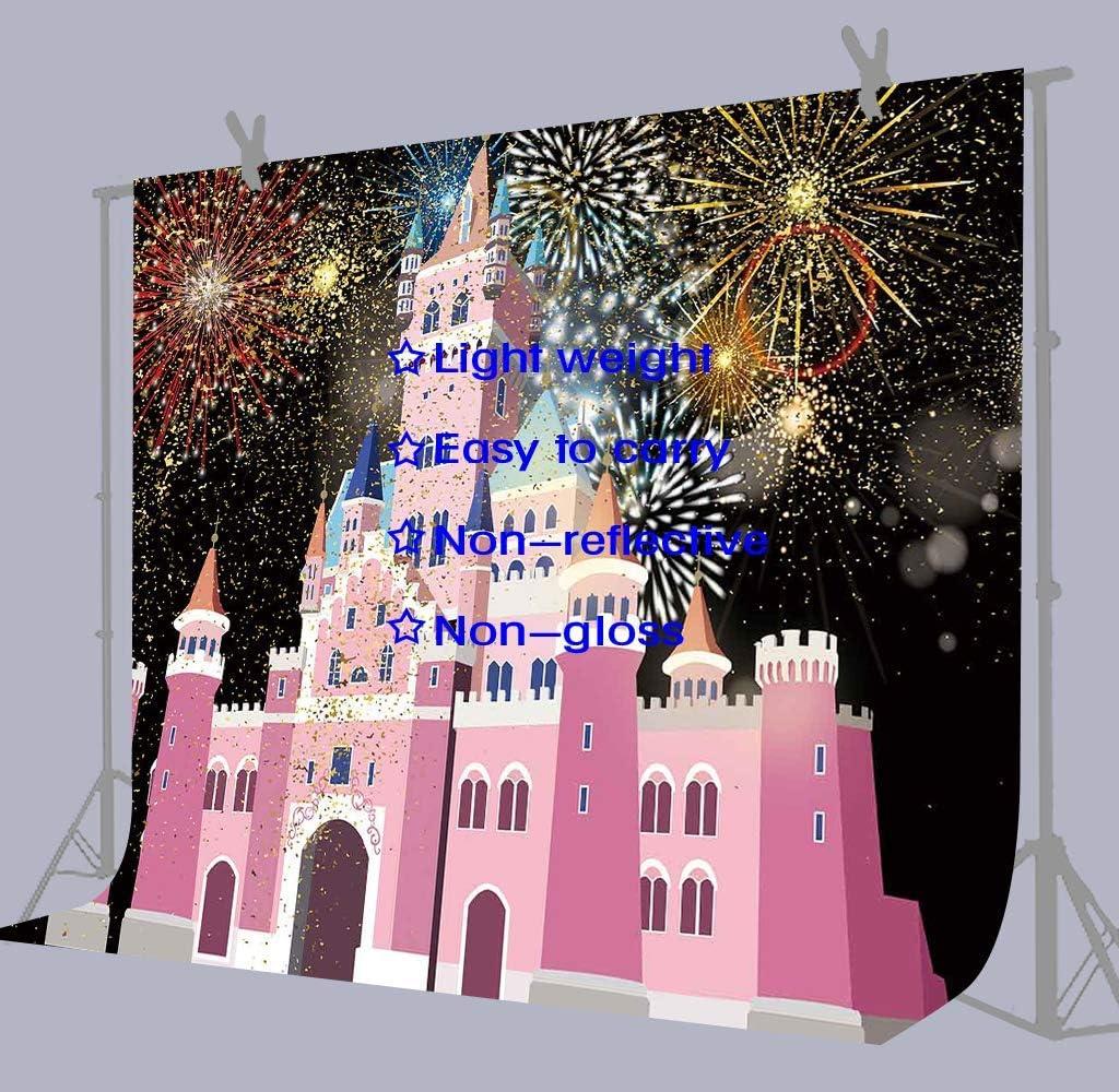 15x10ft Fire Palace Photography Backdrop Studio Photo Props HXFU033
