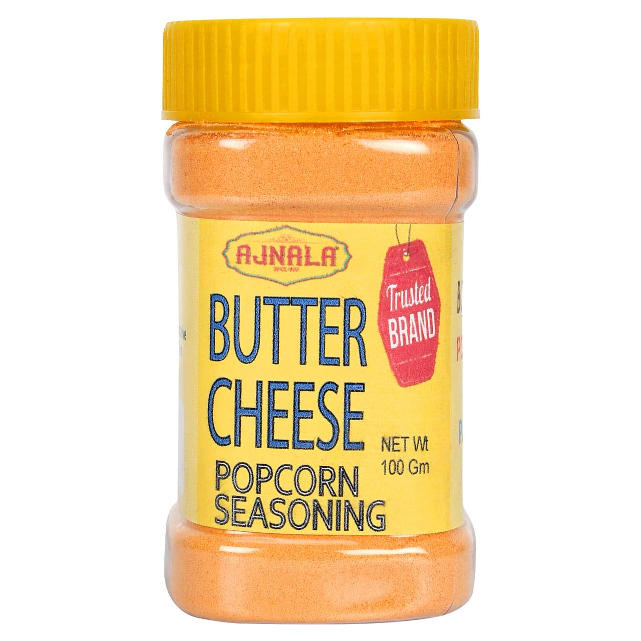 Ajnala Butter Salt Cheese Popcorn Seasoning Powder In Shaker Jar Perfect For Pop Corn Making Cheese Sauce For Nachos Buy Online In India At Desertcart In Productid 221796217