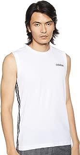 adidas Men's Design2Move Sleeveless 3S T-Shirt