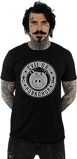Men's Toy Story Evil Dr Pork Chop T-Shirt