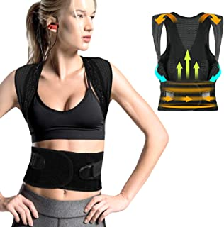Magnetic Wave Hot And Cold Therapy Back Support