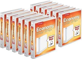 Cardinal Economy 3-Ring Binders, 1