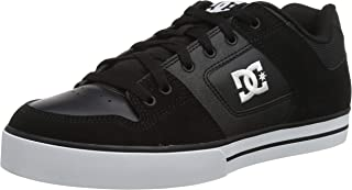 DC Shoes Pure-Shoes for Men, Chaussures de Skateboard Hommes