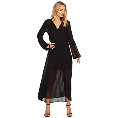 ASTR the Label Sarah Dress (Black) Women