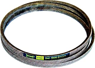 "HBD/Thermoid REPL-37X87 Premium OEM Replacement Belt for 37X87, HA or 4L Section, Neoprene/Polyester Cord/Poly/Cotton Cover, 0.5"" Width"