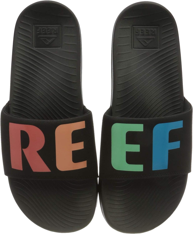 Details about  /Reef Women/'s Fashion Casual Slide Sandal 8 us Hib