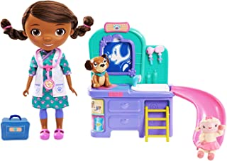Doc McStuffins Pet Vet Talking Doll & Care Clinic
