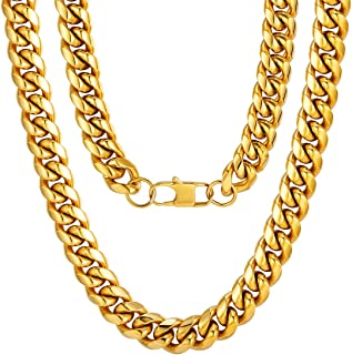 Best male gold chain Reviews