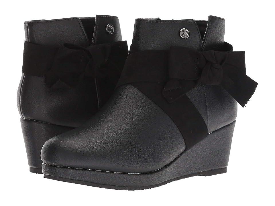 MICHAEL Michael Kors Kids Cate Katie (Little Kid/Big Kid) (Black) Girls Shoes