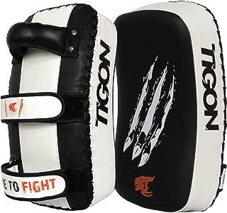 Tigon Sports Thai Kick Boxing Strike Straight Pads Arm Punch MMA GI Punching