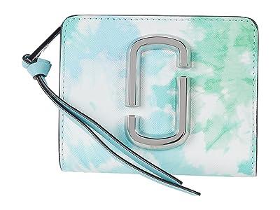 Marc Jacobs Snapshot Tie-Dye Mini Compact Wallet