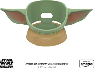All New, Made for Amazon, featuring The Mandalorian Baby Grogu ™-inspired Stand for Amazon Echo...