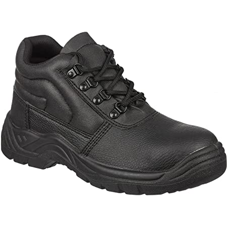 Mens Safety Work Boots With Steel Toe Cap & Midsole Size 3 To 13 UK by BKS