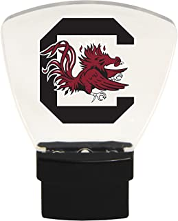 Authentic Street Signs NCAA Officially Licensed-LED Night Light-Super Energy Efficient-Prime Power Saving 0.5 watt, Plug in-Great Sports Fan Gift for Adults-Babies-Kids Room