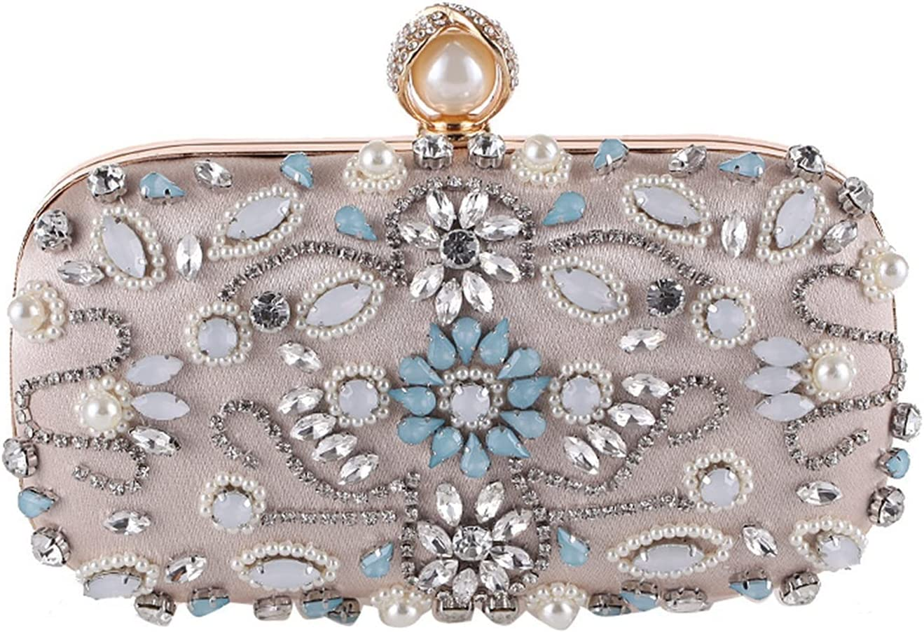 Max 45% OFF TOPOU Evening Clutch Luxury Crystal Women Challenge the lowest price of Japan Diamond