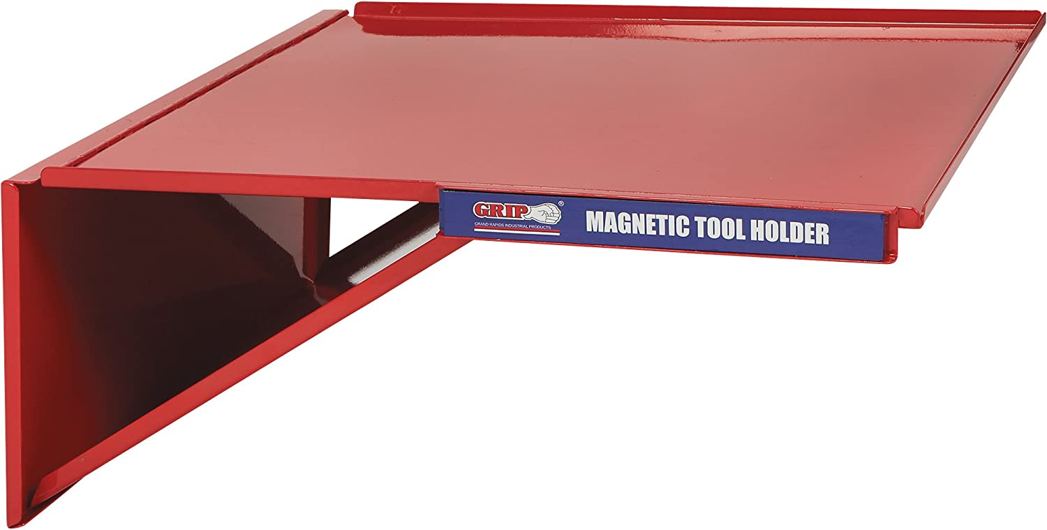 Max 74% OFF Mail order Grip Folding Toolbox Tray with 16.85in.W Magnet - 18.25in.L x