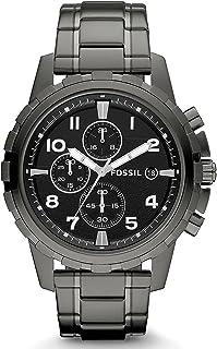 FOSSIL Men's DEAN STAINLESS STEEL WATCH - FS4721IE