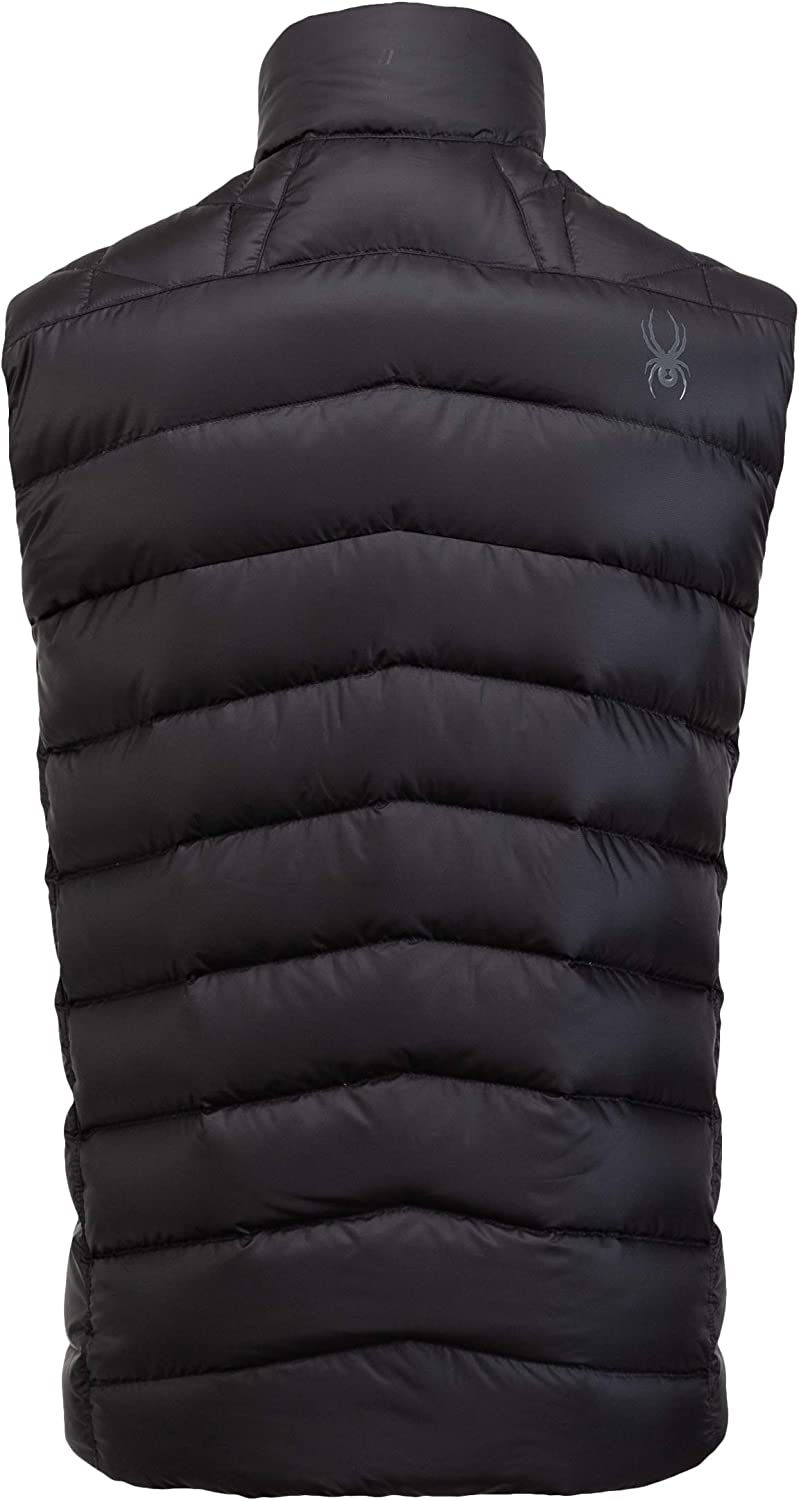 Spyder Men's Timeless Down Vest Puffy Lightw Industry No. 1 Paneled Challenge the lowest price of Japan –