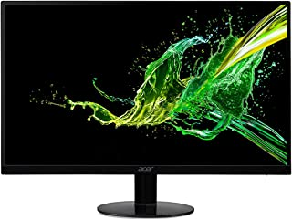 Monitor ACER 27'' SA270 Ultra-fino, Full HD, 75Hz, HDMI VGA