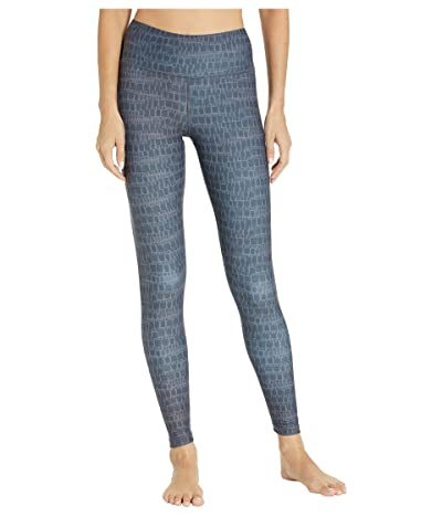 manduka Essential Printed Leggings (Equa Squares) Women