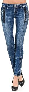 VIRGIN ONLY Women's Junior Size Skinny Jeans