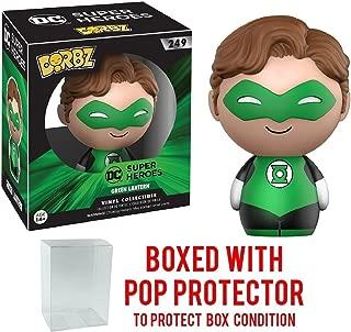 Funko Dorbz DC Heroes: Green Lantern Vinyl Figure (Bundled with Pop BOX PROTECTOR CASE)