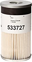 WIX Filters - 33727 Heavy Duty Cartridge Fuel Metal Canister, Pack of 1