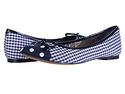J. Renee Charmyne (Navy/White Gingham) Women