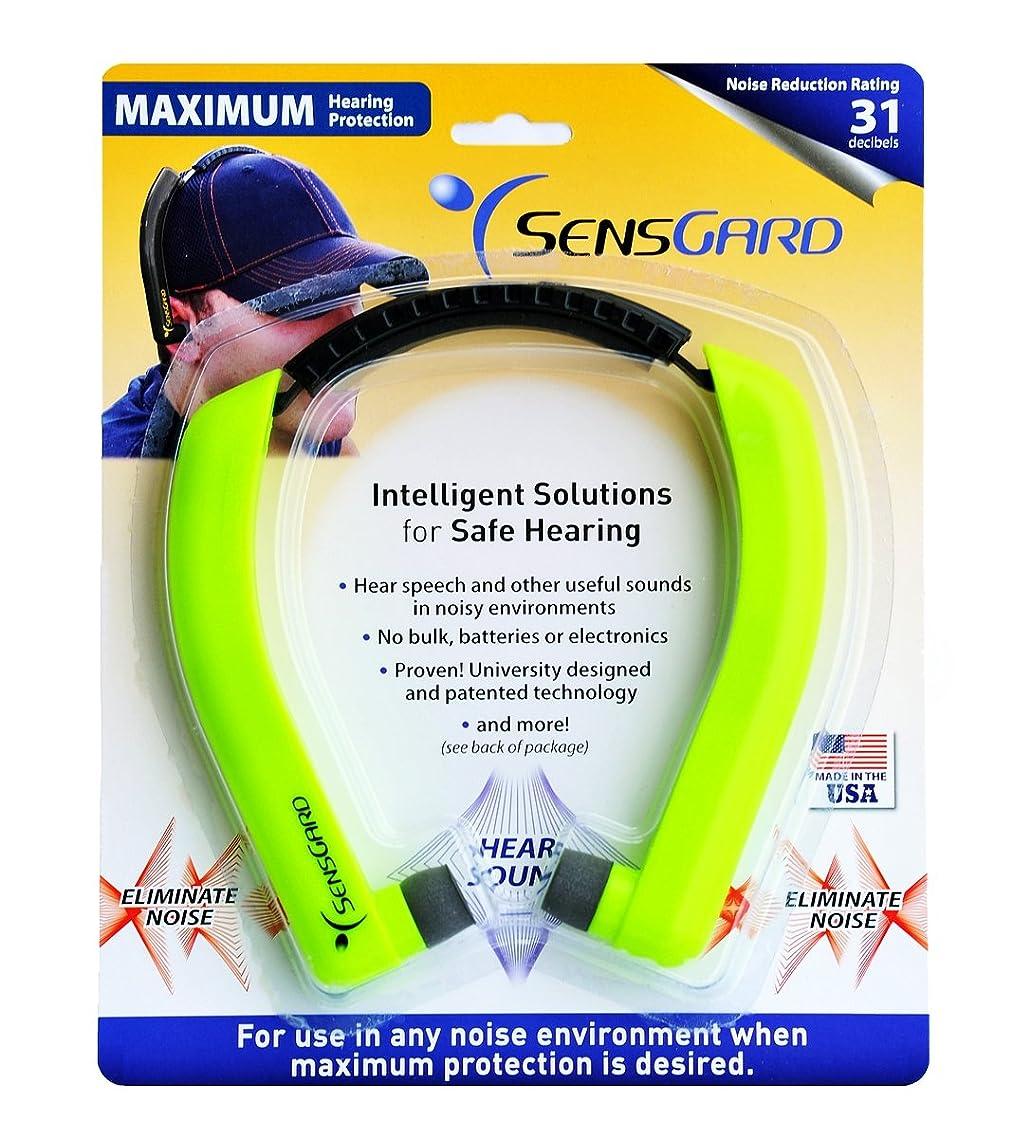 SensGard SG-31 Lightweight Hearing Protection Band NRR 31dB