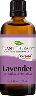 Plant Therapy Lavender Essential Oil | 100% Pure, Undiluted, Natural Aromatherapy | 100 mL (3.3 oz)