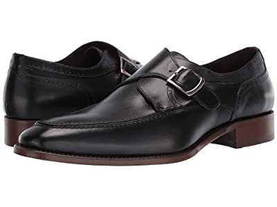 J&M Collection Cormac Monk (Black) Men