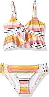 Billabong 大女孩 Sunny Song Flutter 两件套泳衣