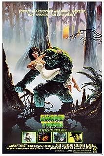 Best swamp thing print Reviews
