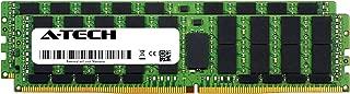A-Tech 64GB Kit (2 x 32GB) for Dell Precision 7910 XL - DDR4 PC4-21300 2666Mhz ECC Load Reduced LRDIMM 2Rx4 - Server Memory Ram Equivalent to OEM SNP2WMMMC/32G (AT316784SRV-X2L1)