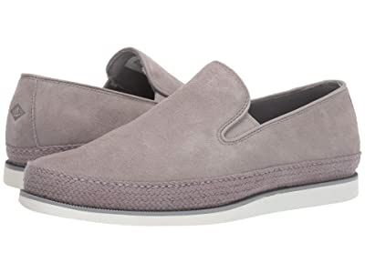 Sperry Gold Cup Kittale Twin Gore Suede (Grey) Men