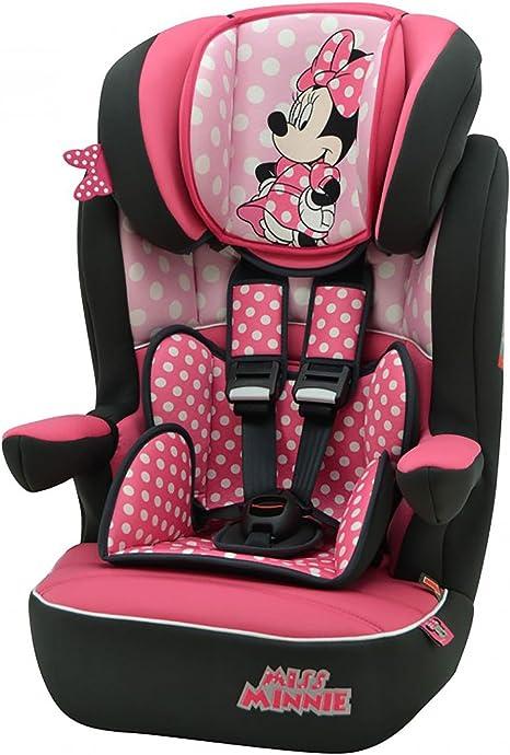 Nania i-Max Group 1/2/3 High Back Booster Car Seat, Disney Minnie: image
