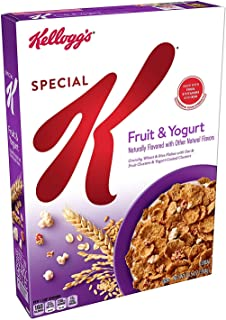 Kellogg's Special K Fruit & Yogurt 12.5oz (pack of 2)