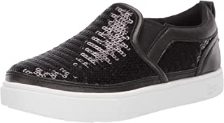 UGG Kids' K Caplan Sequin Slip-on Sneaker