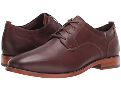 Cole Haan Feathercraft Grand Blucher Oxford (Chestnut) Men