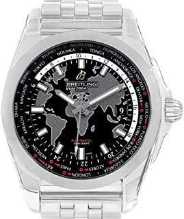 Breitling Transocean Automatic-self-Wind Male Watch WB3510 (Certified Pre-Owned)