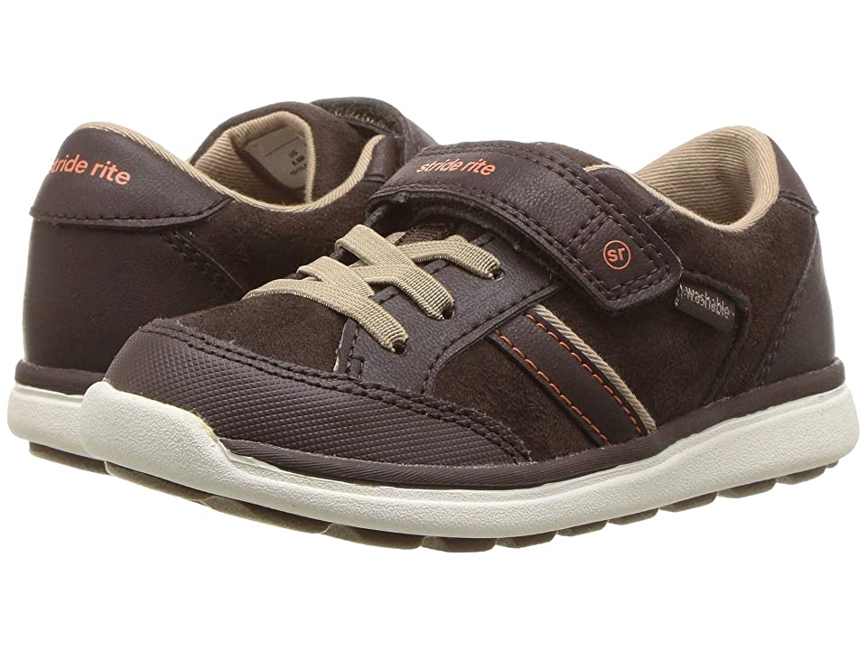 Stride Rite Made 2 Play Cory (Toddler/Little Kid) (Brown) Boy