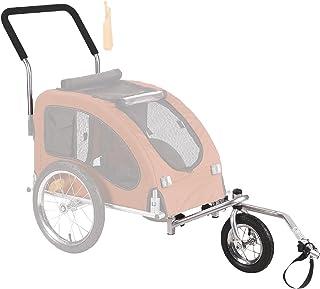 Croci C2058054 Kit para Convertir el Remolque al Carro de Empuje para Trotar