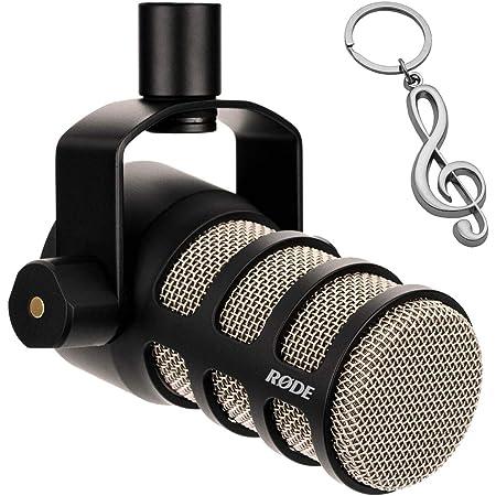 Rode PodMic - Microfono Dinamico Cardioide per Podcast