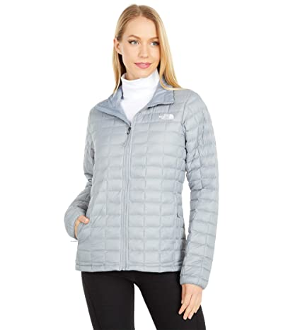 The North Face ThermoBall Eco Jacket (Mid Grey Matte) Women
